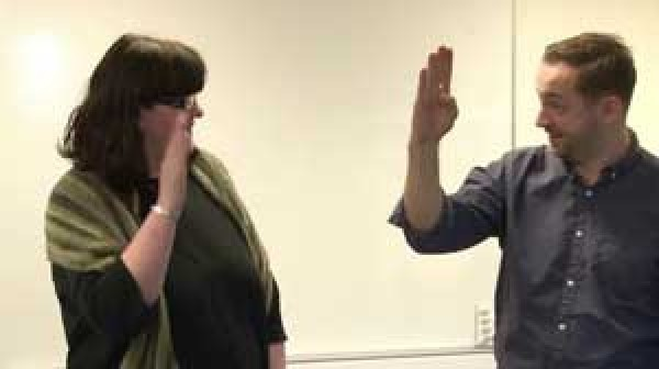 First Introduction to Sign Language & Visual Communication (ITM)