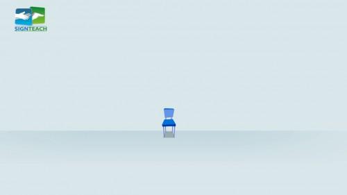 Chair - far away