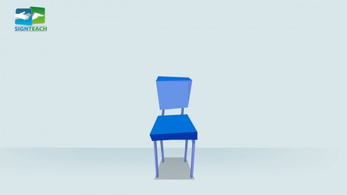 Chair - one