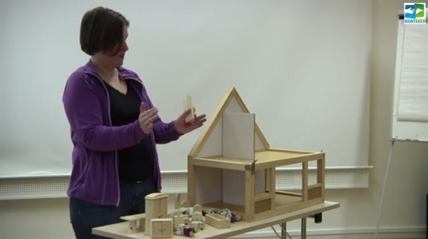 Using a Doll's House (NTS)