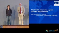 Opening of the Conference, part 2: Brian North, CEFR developments