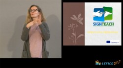 SignTeach, Results of a European project for and by Sign Language Teachers